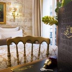 Отель Kleber Champs-Élysées Tour-Eiffel Paris Франция, Париж - 1 отзыв об отеле, цены и фото номеров - забронировать отель Kleber Champs-Élysées Tour-Eiffel Paris онлайн интерьер отеля