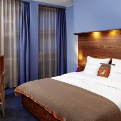 25hours Hotel HafenCity комната для гостей фото 4