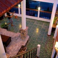 Отель Green Grass Homestay балкон