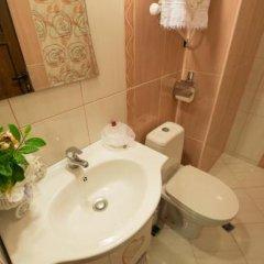 Отель Guesthouse Versailles Болгария, Шумен - отзывы, цены и фото номеров - забронировать отель Guesthouse Versailles онлайн ванная