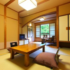 Отель Yamabiko Ryokan Минамиогуни комната для гостей фото 4