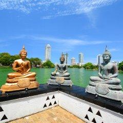 Отель Yoho Deane Residence Шри-Ланка, Коломбо - отзывы, цены и фото номеров - забронировать отель Yoho Deane Residence онлайн приотельная территория