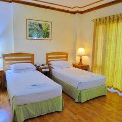 Отель Ridgewood Hotel Филиппины, Багуйо - отзывы, цены и фото номеров - забронировать отель Ridgewood Hotel онлайн комната для гостей фото 5