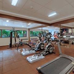 Отель Sandalwood Hotel & Retreat Индия, Гоа - отзывы, цены и фото номеров - забронировать отель Sandalwood Hotel & Retreat онлайн фитнесс-зал фото 2