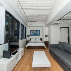 Отель Ginosi Metropolitan Apartel США, Лос-Анджелес - отзывы, цены и фото номеров - забронировать отель Ginosi Metropolitan Apartel онлайн интерьер отеля