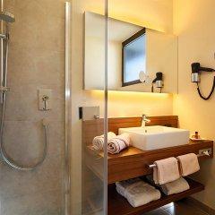 Отель Pollinger Италия, Меран - отзывы, цены и фото номеров - забронировать отель Pollinger онлайн ванная