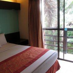 Отель Microtel by Wyndham Boracay Филиппины, остров Боракай - 1 отзыв об отеле, цены и фото номеров - забронировать отель Microtel by Wyndham Boracay онлайн комната для гостей фото 4