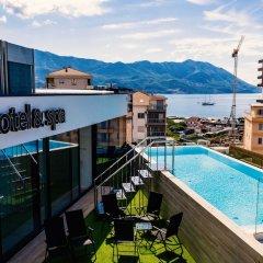 Отель Fagus Черногория, Будва - отзывы, цены и фото номеров - забронировать отель Fagus онлайн балкон