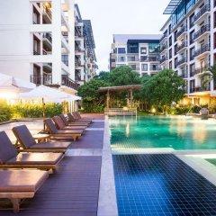 Отель Amanta Hotel & Residence Ratchada Таиланд, Бангкок - отзывы, цены и фото номеров - забронировать отель Amanta Hotel & Residence Ratchada онлайн фото 2
