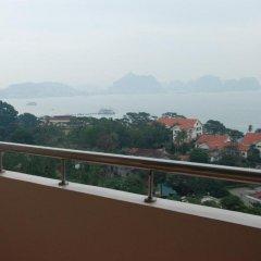 Отель Asean Halong Халонг балкон