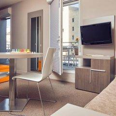 Отель Aparthotel Adagio Marseille Vieux Port Франция, Марсель - 3 отзыва об отеле, цены и фото номеров - забронировать отель Aparthotel Adagio Marseille Vieux Port онлайн комната для гостей фото 5