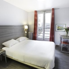 Отель Hipotel Paris Pere-Lachaise Republique комната для гостей фото 5