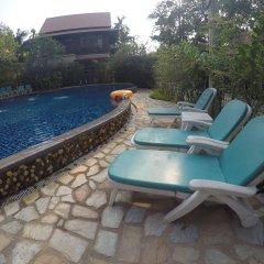 Отель Rabbit Resort Pattaya бассейн
