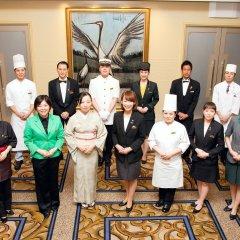 Отель New Otani Hakata Фукуока интерьер отеля фото 3