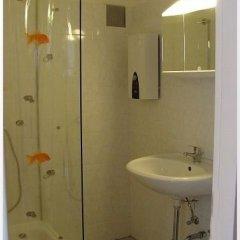 Отель Apartmenthaus Sybille Hecke ванная фото 2