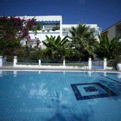 Отель Ninetta's Studios Греция, Метана - отзывы, цены и фото номеров - забронировать отель Ninetta's Studios онлайн бассейн фото 2