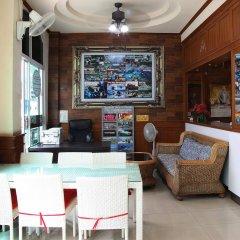 Arya Inn Pattaya Beach Hotel комната для гостей фото 4