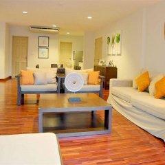 Отель Santi Pura Residences комната для гостей фото 3