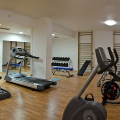 Club Hotel Aguamarina фитнесс-зал фото 4