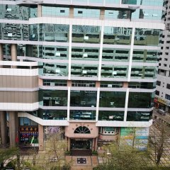 Отель Shenzhen Kaili Hotel Китай, Шэньчжэнь - отзывы, цены и фото номеров - забронировать отель Shenzhen Kaili Hotel онлайн балкон