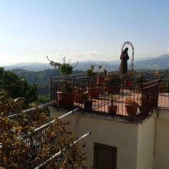 Отель Rosa di Calabria Бовалино-Марина балкон