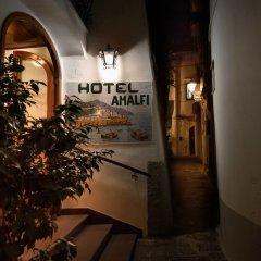Отель Amalfi Италия, Амальфи - 1 отзыв об отеле, цены и фото номеров - забронировать отель Amalfi онлайн балкон