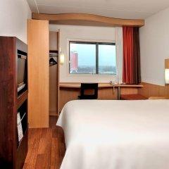 Отель Ibis Amsterdam Centre Амстердам комната для гостей фото 2