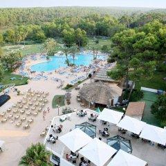 Hotel Exagon Park Club & Spa бассейн фото 3
