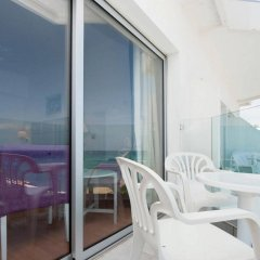 Silver Sands Beach Hotel Протарас балкон