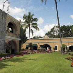 Отель Fiesta Americana Hacienda San Antonio El Puente Cuernavaca Ксочитепек помещение для мероприятий фото 2