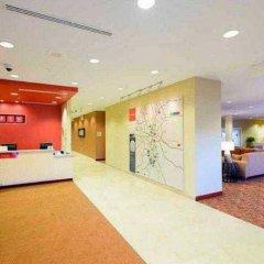 Отель TownePlace Suites by Marriott Frederick интерьер отеля фото 2