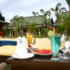 Отель Airport Resort & Spa питание