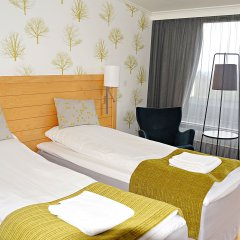 Отель Voksenaasen комната для гостей фото 4