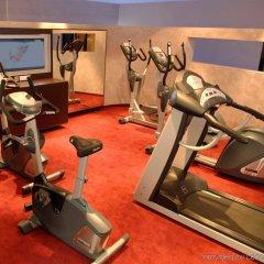 Отель NH Collection Nürnberg City фитнесс-зал фото 2