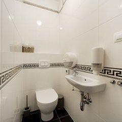 Отель Sun Resort Apartments Венгрия, Будапешт - 5 отзывов об отеле, цены и фото номеров - забронировать отель Sun Resort Apartments онлайн ванная