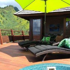 Отель Villa Anuanua - Moorea Папеэте бассейн