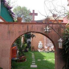Отель Maria Del Alma Guest House Мексика, Мехико - отзывы, цены и фото номеров - забронировать отель Maria Del Alma Guest House онлайн фото 9
