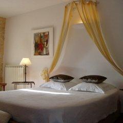 Отель Le Mas de la Treille Bed & Breakfast комната для гостей