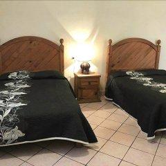 Отель Puesta del Sol Мексика, Креэль - отзывы, цены и фото номеров - забронировать отель Puesta del Sol онлайн комната для гостей фото 2