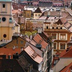 Отель Novotel Praha Wenceslas Square балкон