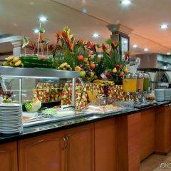 Hotel Malibu Гвадалахара питание фото 3