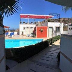 Отель Cabo Sunset Condo Hotel Мексика, Педрегал - отзывы, цены и фото номеров - забронировать отель Cabo Sunset Condo Hotel онлайн бассейн фото 2