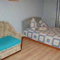 Отель Novoslobodskaya Homestay Москва комната для гостей фото 3