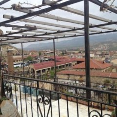 Dar Konak Pansiyon Турция, Ургуп - отзывы, цены и фото номеров - забронировать отель Dar Konak Pansiyon онлайн балкон