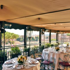 Hotel Forum Palace Рим питание