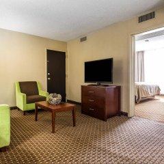 Отель Comfort Inn At Carowinds Южный Бельмонт удобства в номере