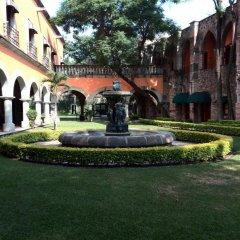 Отель Fiesta Americana Hacienda San Antonio El Puente Cuernavaca Ксочитепек фото 7