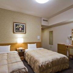 Отель Route-Inn Tomakomai Ekimae Япония, Томакомай - отзывы, цены и фото номеров - забронировать отель Route-Inn Tomakomai Ekimae онлайн комната для гостей фото 2