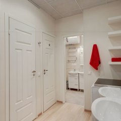 Хостел Мини-Мани на Крылова ванная фото 4