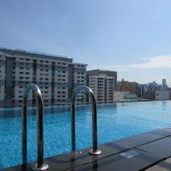 Отель Mercure Singapore Bugis Сингапур, Сингапур - 1 отзыв об отеле, цены и фото номеров - забронировать отель Mercure Singapore Bugis онлайн бассейн фото 2